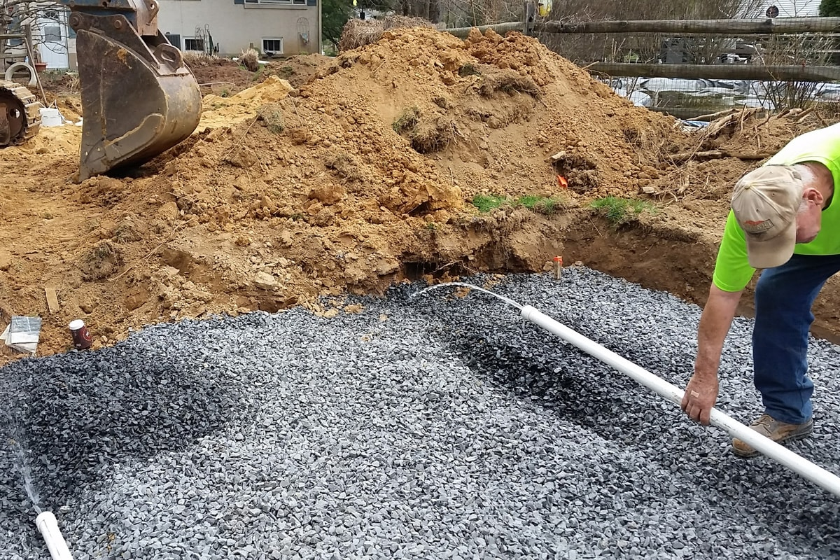 Standard In Ground Septic Systems Andrew Damiani Septic